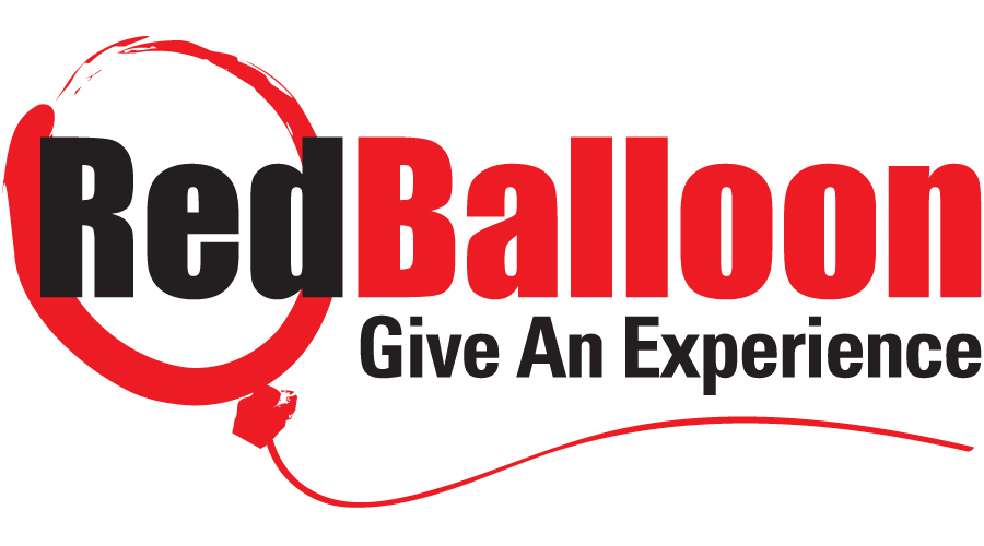 Red Balloon offers great packages for most exciting experiences