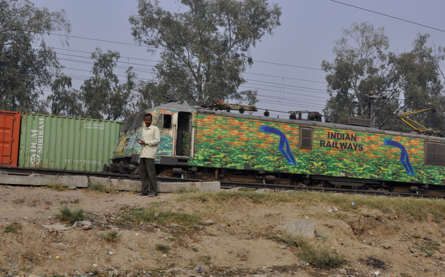 colour of india -- india railways