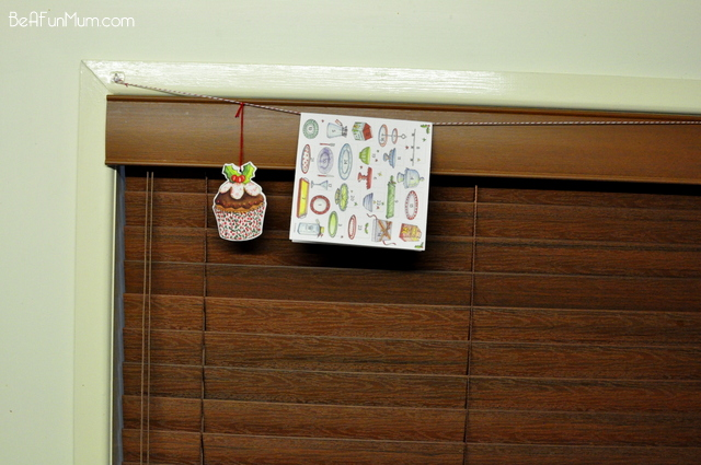 christmas decorating -- christmas cards