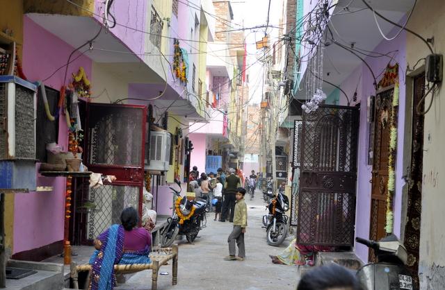 india colour
