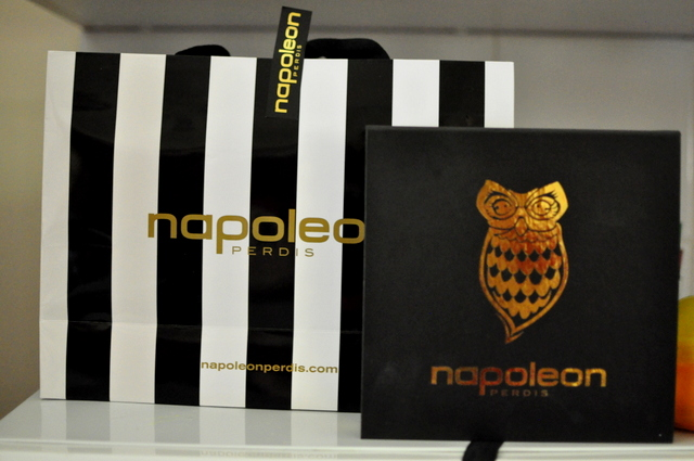 napoleon makeup lesson
