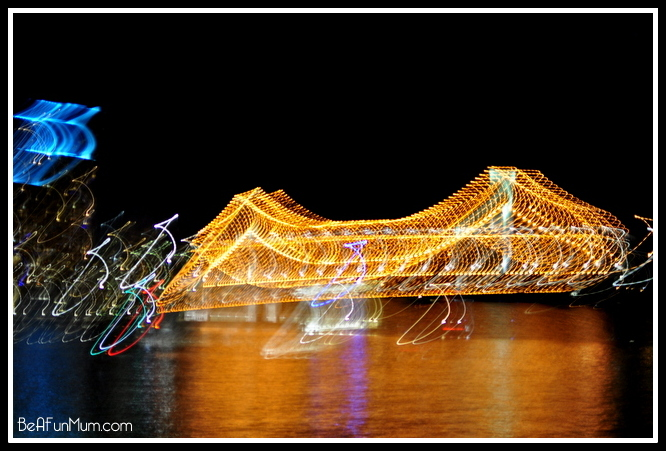 story bridge Brisbane aria