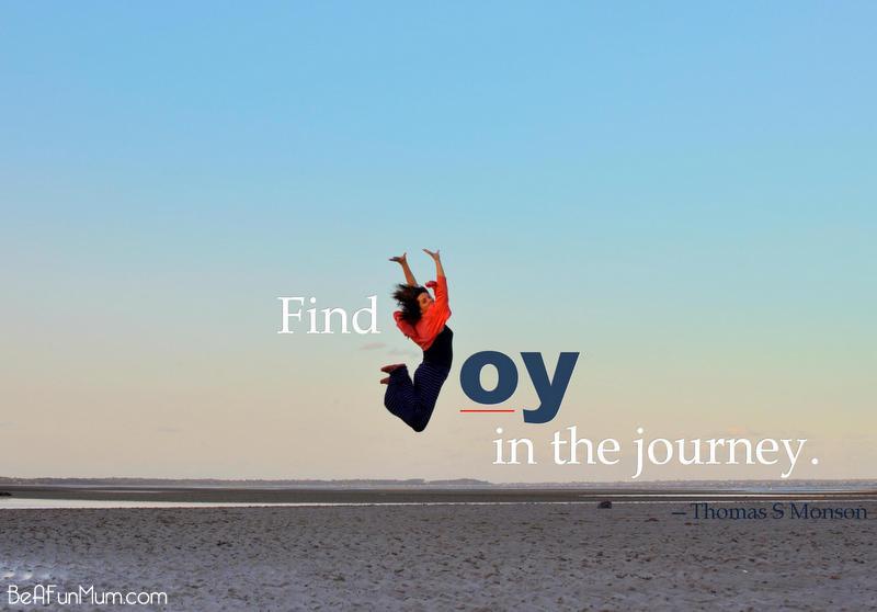Find joy in the journey thomas s monson