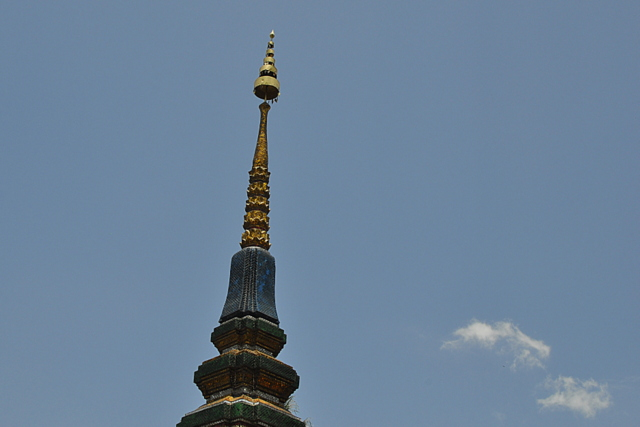 Loas Skyline -- Luang Prabang