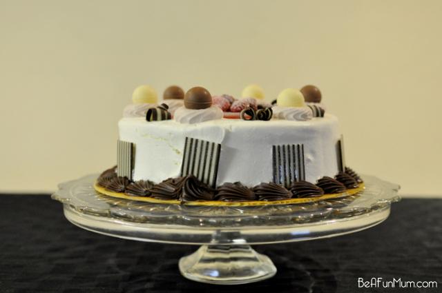 Baskin Robbins Ice cream cakes