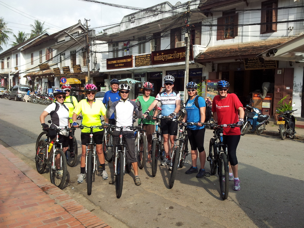 save the children cycle laos