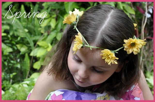 seasonal craft -- spring