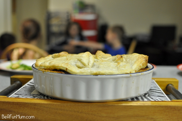 chunky meat pie recipe