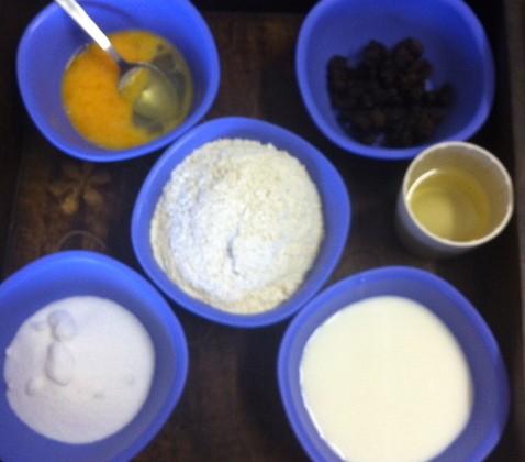 Play Baking: An Experiment