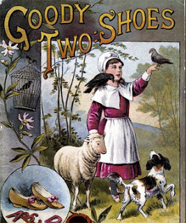 goody two shoes cover 1888 edition