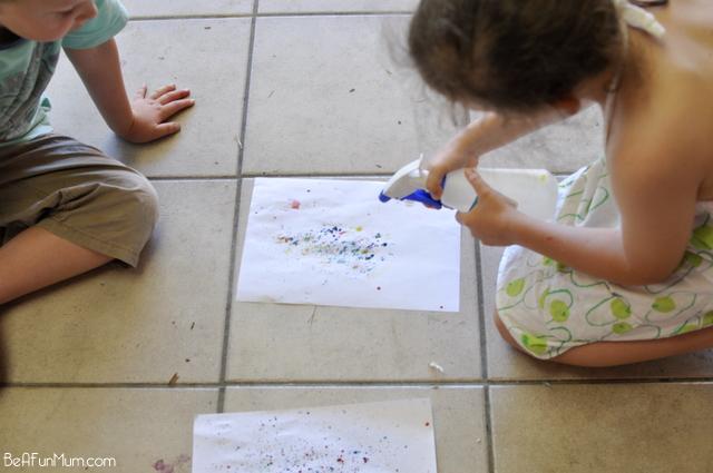 watercolorus and kids
