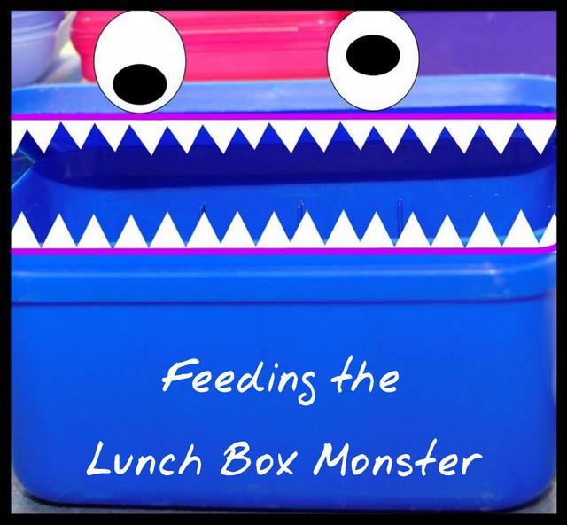 lunch box monster -- lunch box tips and ideas