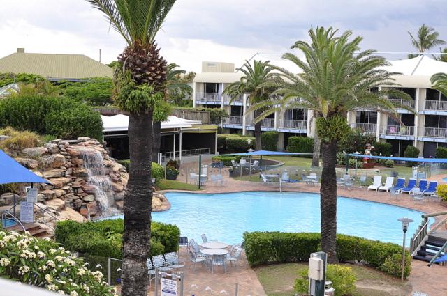 sea world resort pool