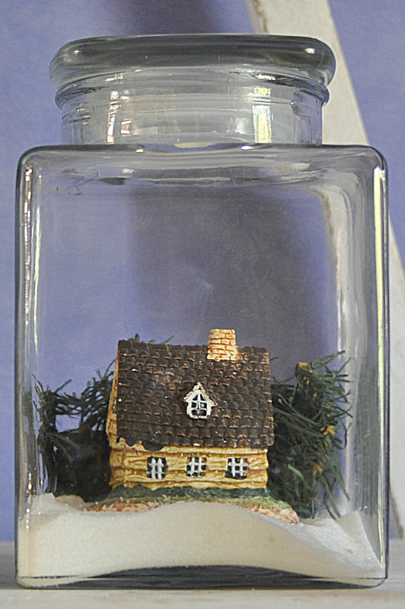 Village in a jar - on beafunmum.com