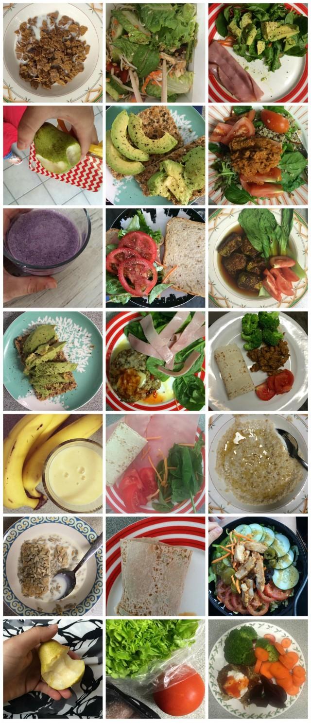 Clean Eating - Week 4