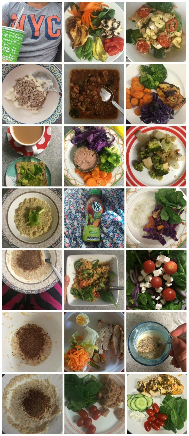 Week 9 - Cleaner Eating