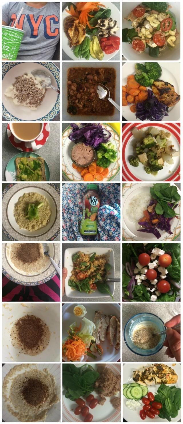 Week 9 - Cleaner Eating