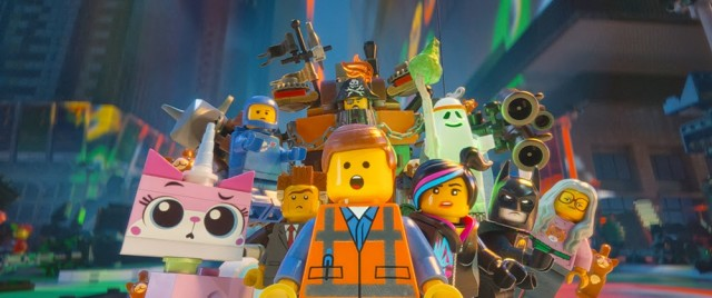 The Master Builders - The Lego Movie