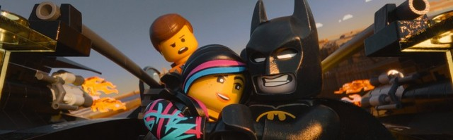 The Lego Movie Review - Batman & Wild Style