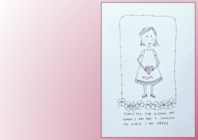 Mother's Day Card Printable
