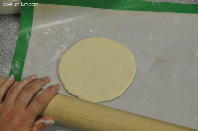 2 ingredient Pizza Dough Recipe