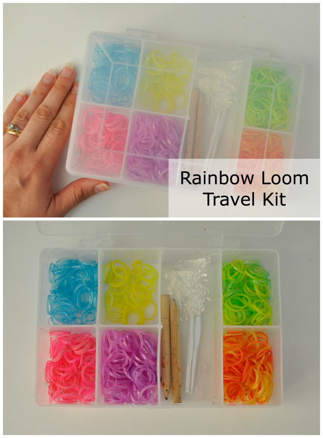 Rainbow Loom Travel Kit
