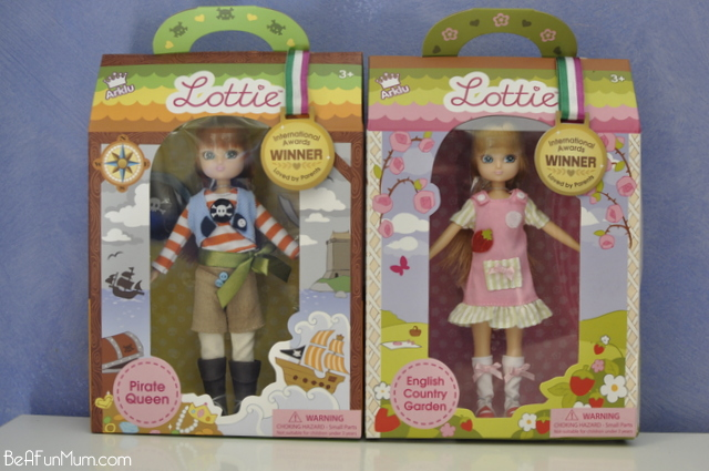 Lottie Doll - Box