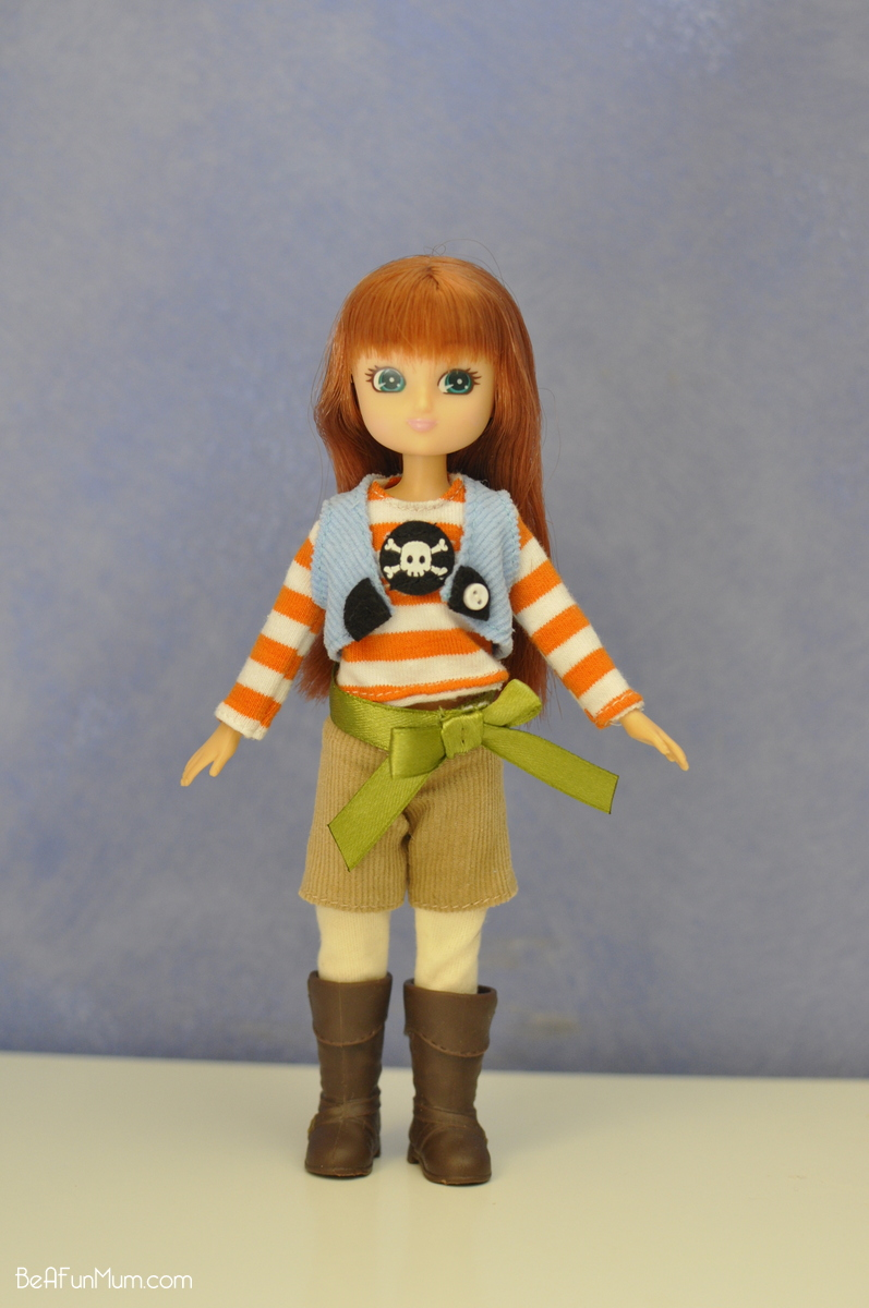 Lottie Doll - Pirate Queen