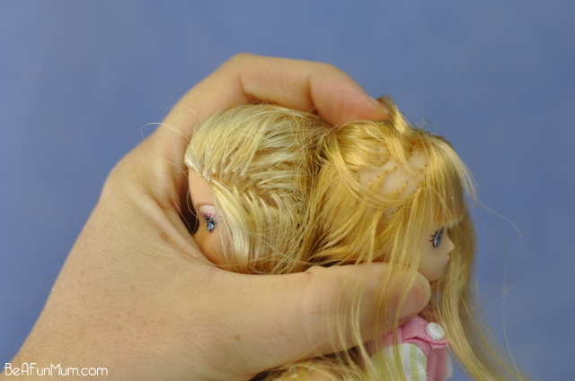Lottie Doll - Hair