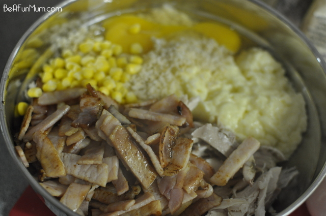 Chicken Pastie