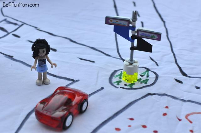 Lego cross roads