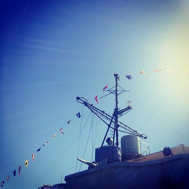 HMAS Diamantima - Brisbane