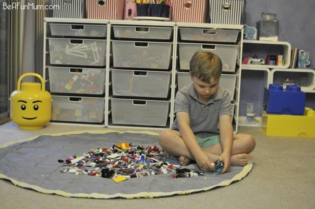 Lego Storage - Brikbag Review