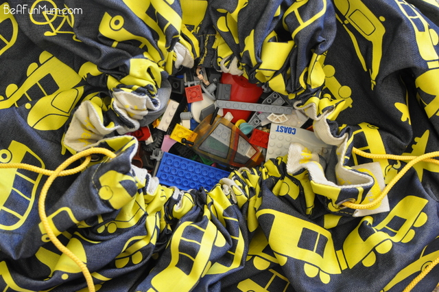 Lego Storage - Brikbag Review