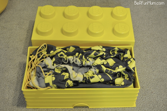 Lego Storage   Brikbag Review