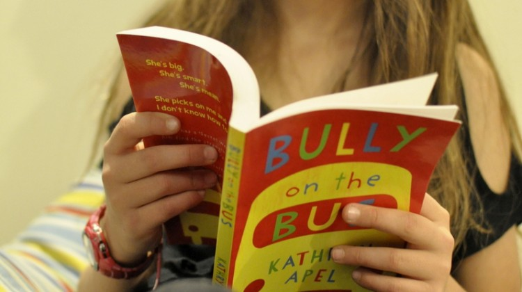 Bully on the Bus Book Review