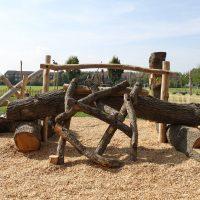 Nature inspired playground