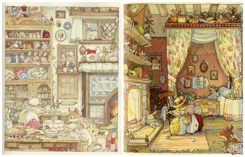 brambly hedge illustrations