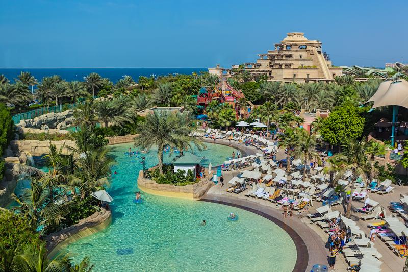 Atlantis Aquaventure - Dubai