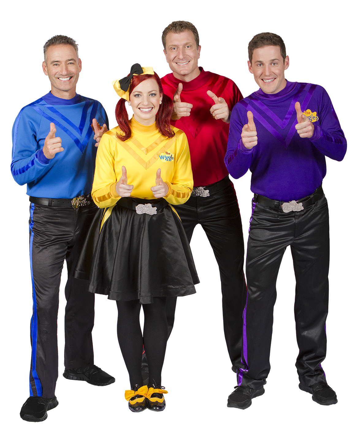 The Wiggles - Emma Watson Interview
