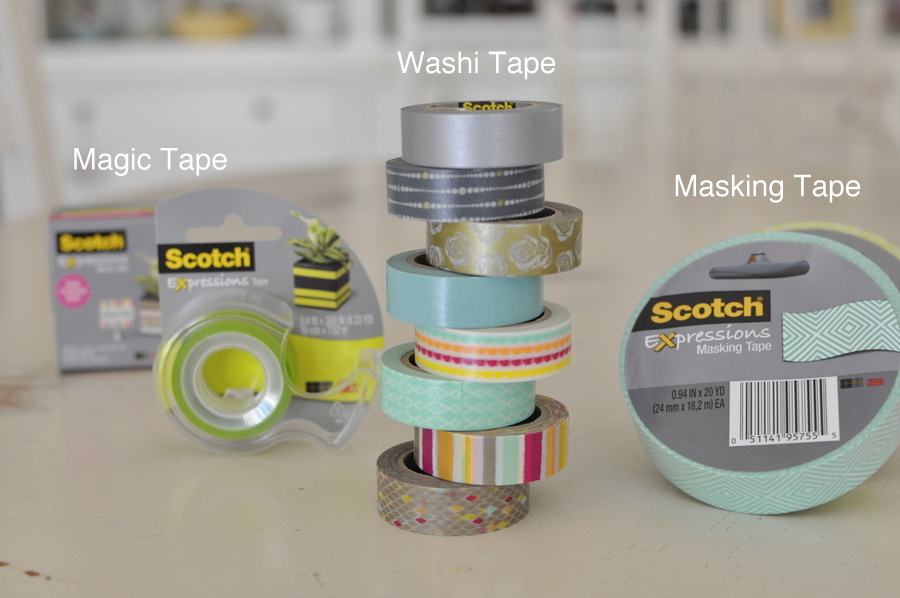 Scotch Expressions Tape