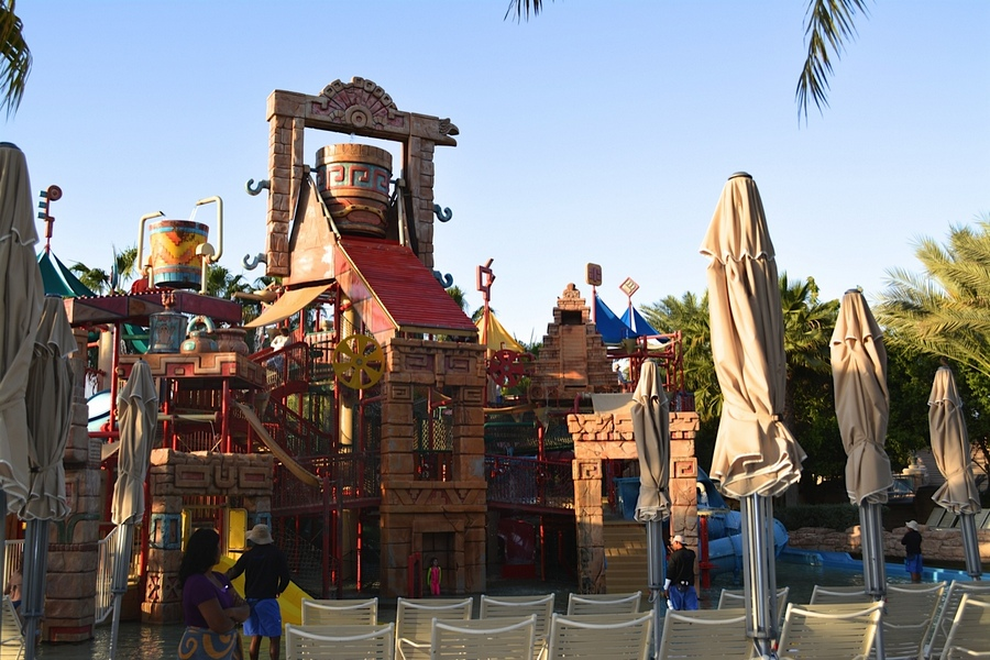 Aquaventure Waterpark - Dubai - Splashers