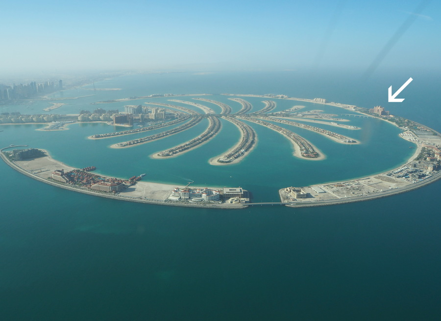 Seawing - Sea Plane Tour - Dubai