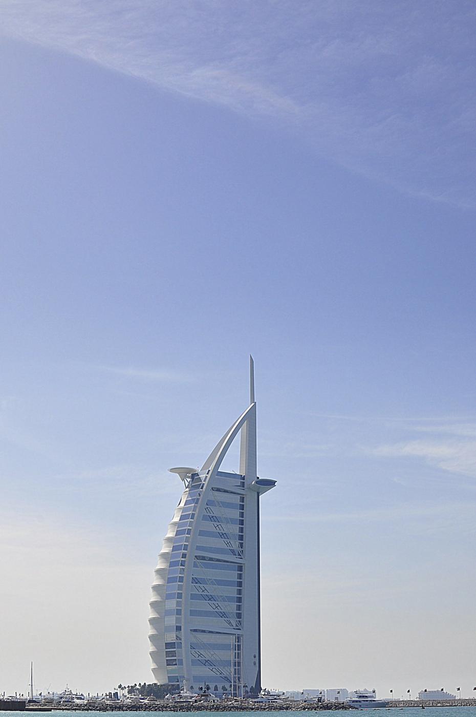 Dubai Skyline - Burj Al Arab