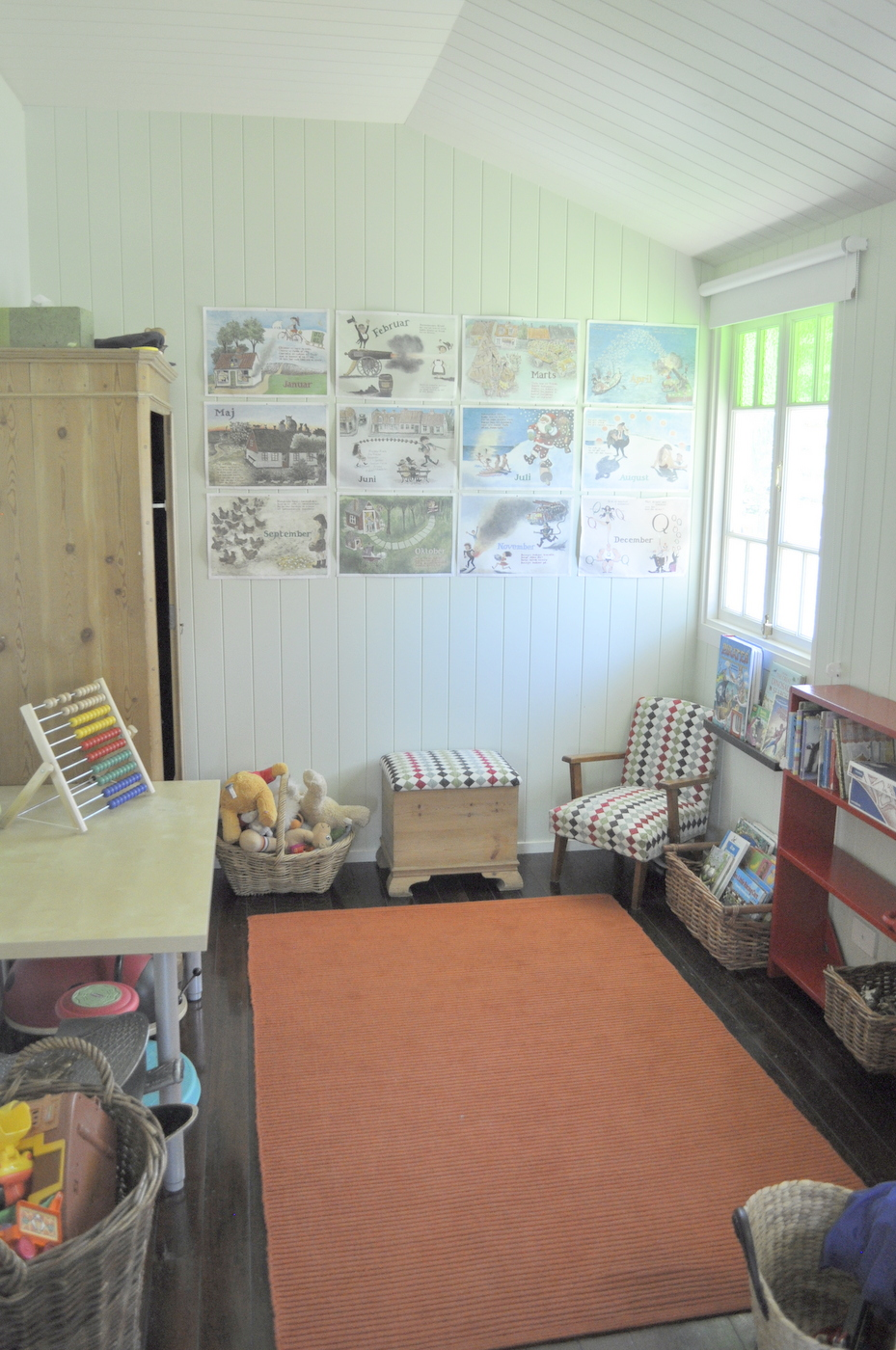 Family Home Ideas - toy room