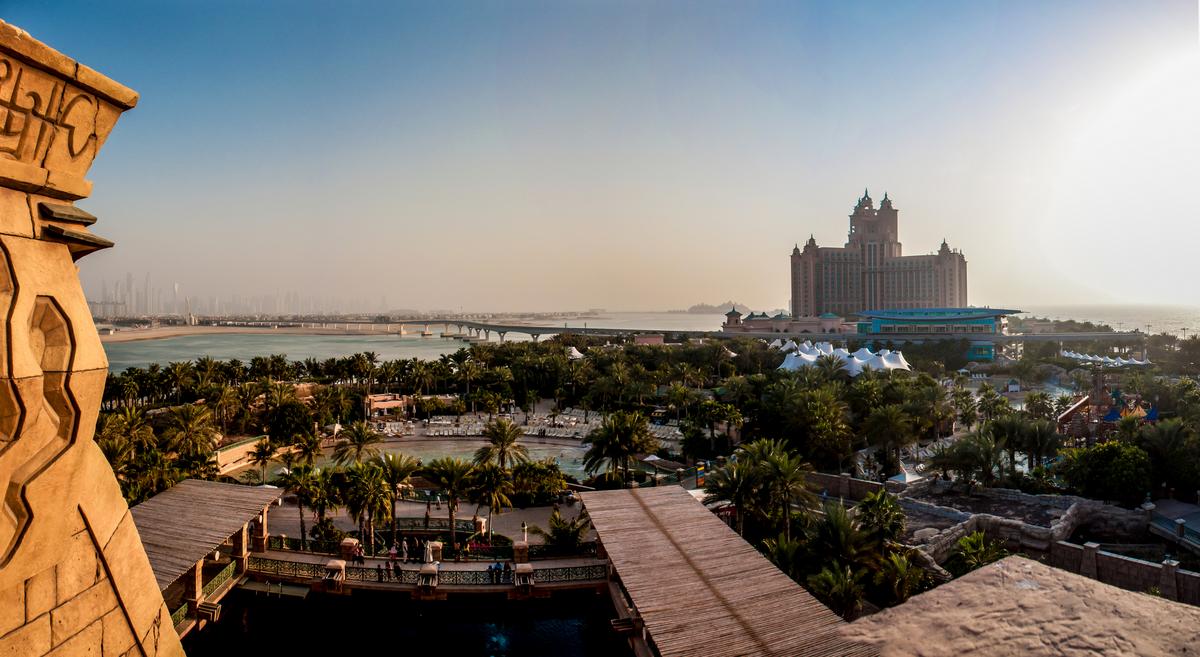 Aquaventure Waterpark - Dubai