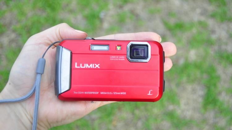 Panasonic Lumix FT25 waterproof camera