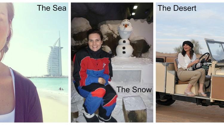 Travel: Family Fun on a Stop Over in Dubai