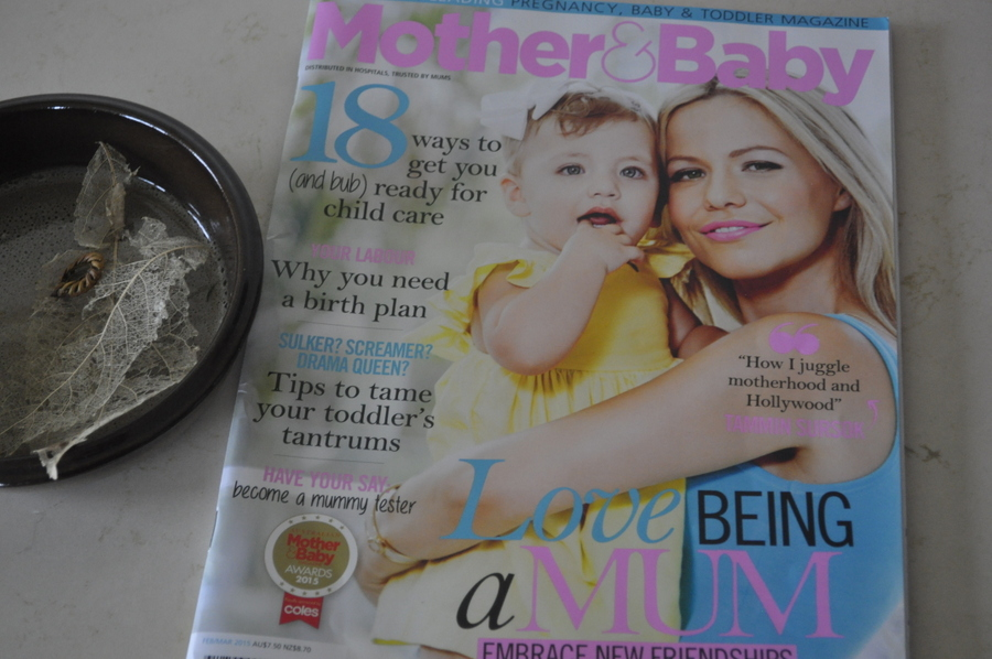 Mother & Baby Australia Magazine