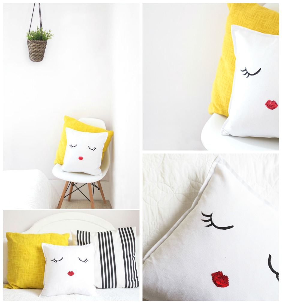 Little Madam Cushion - DIY